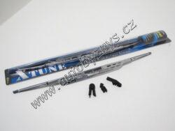 Wiper blade 550mm interceptor silver