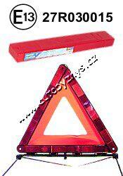 Trojúhelník výstražný typ A