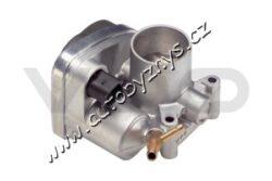 Throttle valve Fabia 1.0/1.4 44/50kw /Octavia 1.4-FAB 00-04 for mot.1.0 37kw/1.4 44/50kw/br