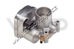 Throttle valve Fabia 1.0/1.4 44/50kw /Octavia 1.4 - FAB 00-04 for mot.1.0 37kw/1.4 44/50kw/br